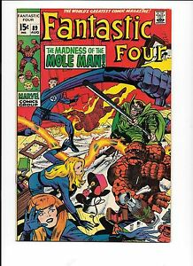 Fantastic-Four-89-August-1969-Mole-Man