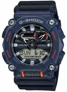 CASIO G-SHOCK ALARM CHRONO WORLD TIME WATCH GA900-2A