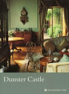 Dunster-Castle-National-Trust-Guidebooks-by-Dudley-Dodd-Paperback-Book-The