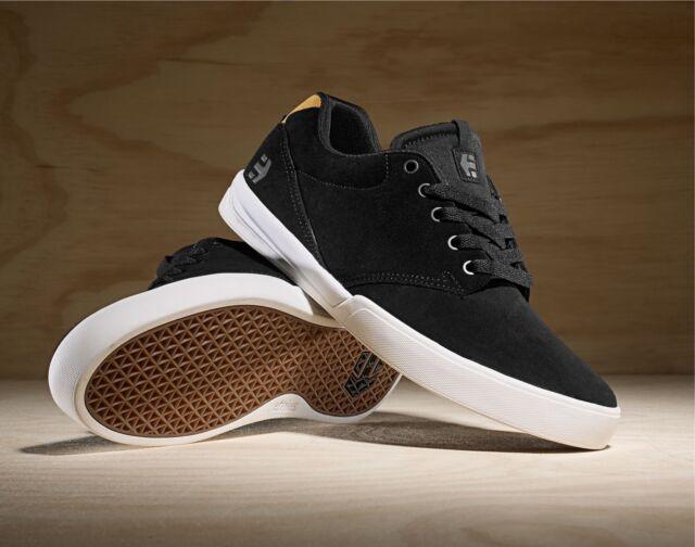 Men Etnies Jameson LS X Sheep Textile Lace Up Skate Shoes UK Size 8 EU 42 Navy