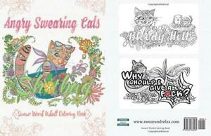9300 Coloring Book For Adults Swear Words Free Images