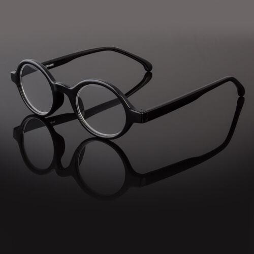 Black Tortoise Round Oval Reading Glasses Readers John Lennon Harry Potter