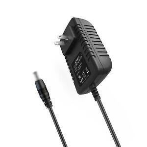 FYL AC Adapter for Yamaha CS-01 Synth Keyboard Power Supply Cord