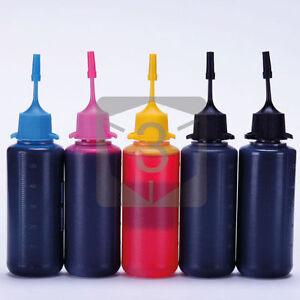 5-x-50ml-Bulk-Top-Premium-Ink-Refill-for-CANON-PIXMA-IP7260-MG5460-MG6360
