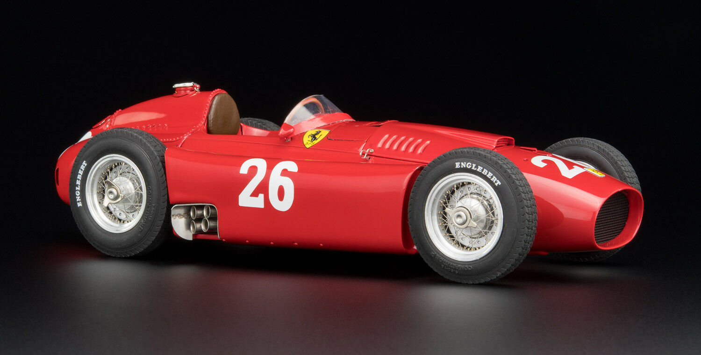 CMC Ferrari D50, 1956 GP  (Monza)  26 Collins Fangio 1 18