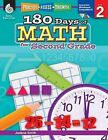 180 Days of Math for Second Grade by Shell Education Pub (Mixed media product, 2011)