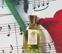 Colonia Orgia Micro Mini 5ml. By Myrurgia. Vintage. Unbox.