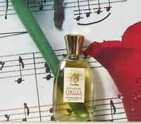 Colonia Orgia Micro Mini 5ml. By Myrurgia. Vintage. Unbox.