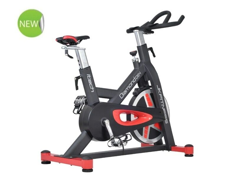 INDOOR CYCLE PROFESSIONALE A FRENO MAGNETICO JK  MOD DIAMOND D54