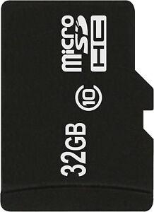 CARTA-DI-MEMORIA-MICROSD-HC-32-GB-Classe-10-per-Actionpro-x-7-Actioncam