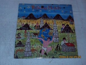Little-Creatures-By-Talking-Heads-Vinyl-1985-Sire-Original-Record-Album