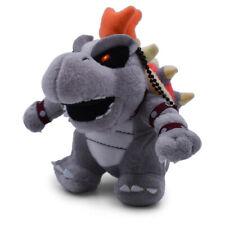 Super Mario Bros Koopa Plushie Dry Bowser Bones Plush Doll Stuffed Toy 10 inch