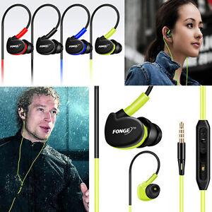 Waterproof-With-Mic-Earphones-In-Ear-Earbuds-HIFI-Sport-Headphones-Bass-Headset