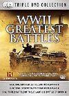 World War II - The Greatest Battles (DVD, 2007)