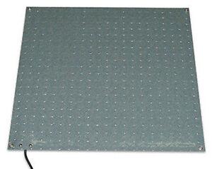 Teppich Fußbodenheizung ~ Heizmatte 75 watt elektrische fußbodenheizung teppich ebay