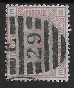 SG139-2-amp-1-2d-Rosy-Mauve-White-Paper-Plate-2-Cat-110-Ref-0818