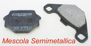 Braking Pastiglie Freno Posteriori Semimetalliche Husqvarna Tc 610 / Te 610 1991 Voulez-Vous Acheter Des Produits Autochtones Chinois?