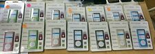 Apple iPod Case lot of 12 Cases for iPod Nano Shuffle 5th 4th Gen Generation NEW