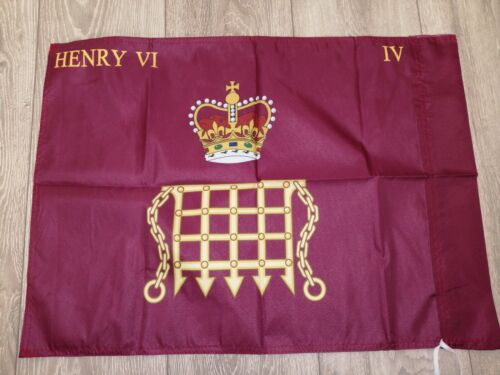 Grenadier Guards No 4 company colours standard flag