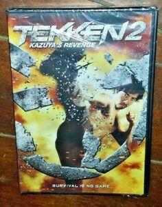 Tekken 2 Kazuya S Revenge Dvd 2014 811894020254 Ebay
