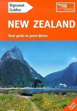 Signpost Guide New Zealand, 2nd: Your Guide to Great Drives