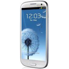 SAMSUNG GALAXY S3 GT-I9300 WHITE 32GB ANDROID SMARTPHONE HANDY OHNE VERTRAG