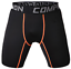 Men-039-s-Sports-Gym-Compression-Wear-Under-Base-Layer-Shorts-Pants-Athletic-Tights thumbnail 11