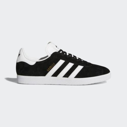 Cinghiale Di Gazelle Adidas Pelle Sneakers In Nere Uomo Blu Tomaia Scarpe Ss19 vfPqwB