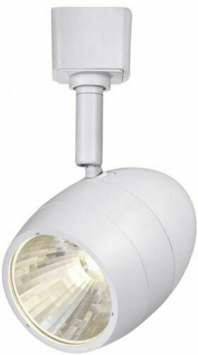 Hampton Bay 2 56 1 Light White Dimmable Led Track Lighting Head For Sale Online Ebay