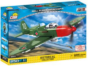 Cobi 5547 - Small Army - WWII Bell P-39Q Airacobra - Neu