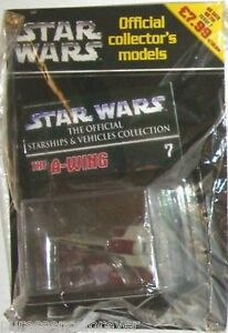 DeAGOSTINI-STAR-WARS-STARSHIPS-amp-VEHICLES-7-THE-A-WING-STARFIGHTER-New-Sld