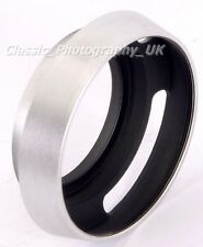 ELMAR 1:2.8 f=5cm SUMMARON E39 fit 39mm Metal Lens Hood for LEICA Summicron 2/50