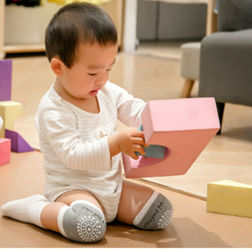Infant Safety Crawling Knee Elbow Pad Leg Protector Anti-Slip for Toddler Baby