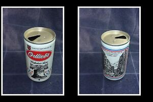 OLD-COLLECTABLE-USA-BEER-CAN-ORTLIEBS-BREWERY-OLDEST-COLONIAL-STREET-1