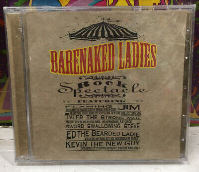 BARENAKED LADIES: Rock Spectacle; 11 Greatest Hits, LN CD
