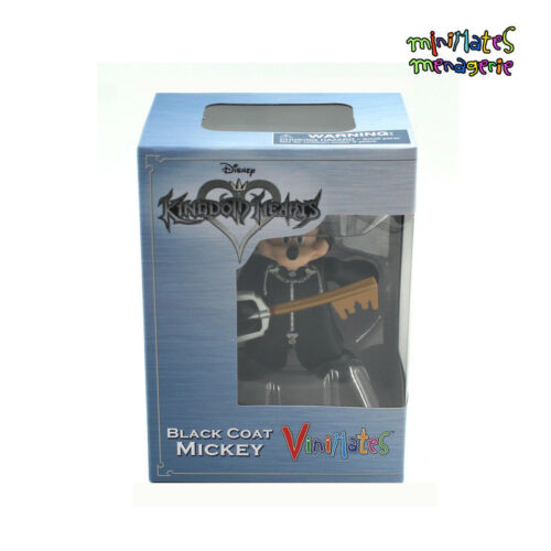 Vinimates Kingdom Hearts Organization 13 Mickey Mouse Vinyl Figure