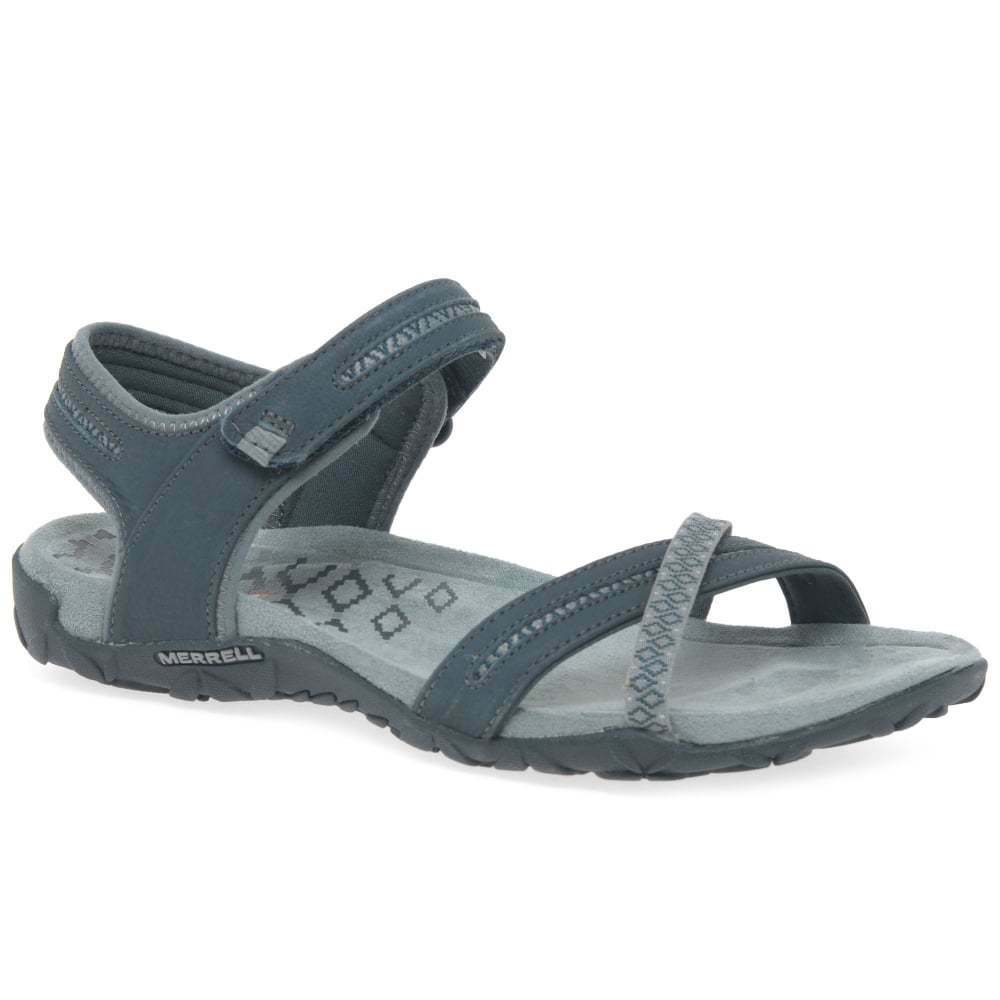 Merrell Terran Cross II Slate Womens Sandals