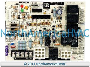 624742 intertherm miller nordyne tappan gibson furnace control circuit board ebay. Black Bedroom Furniture Sets. Home Design Ideas