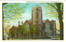 Huntington WV Johnson Memorial M.E. Church