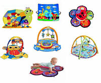 Lamaze Playmats Baby Gyms Activity Centre Musical Mats Tummy Time Activities Toy