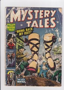 Mystery-Tales-63-Oct-1953-Atlas-hard-to-find-early-issue-FR-GD-complete