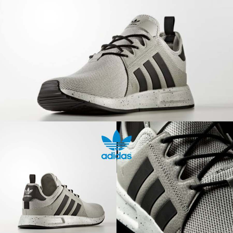 Adidas Original x PLR Textile Nuevo Gris noir Brown BY9255  SZ 4-11 Limited