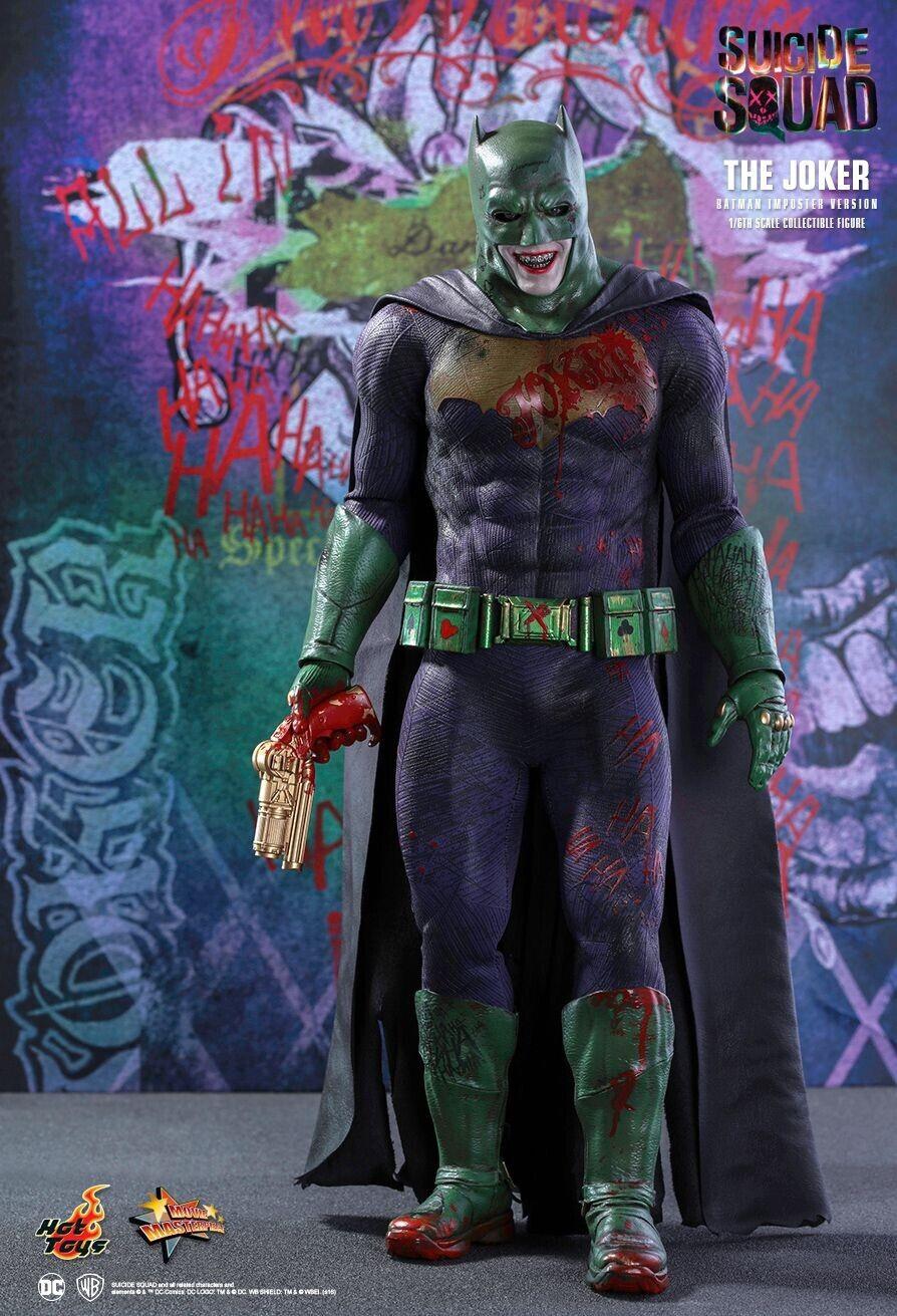 Hot Toys 1 6 Suicide Squad - The Joker (Batman Imposter Version) MMS384