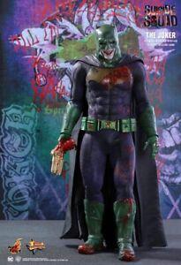 Hot Toys 1/6 Suicide Squad - Le Joker (version de batman Imposter) Mms384