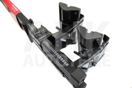 M03 Für Suzuki Splash 5-Tür ab 08 Stahl Dachträger am Dachprofil kompl