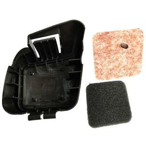 Filtre et Filtre Housse Set for STIHL Taille Haie HS45 Outils Remplacement