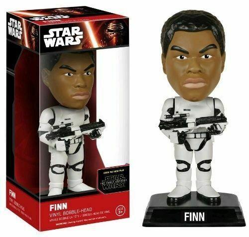 Finn Ep7 2015, Toy NEU Funko Pop Star Wars