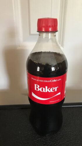 2017 SHARE A COKE WITH.. .99 CENTS EACH 20 0Z COCA COLA BOTTLE LAST NAMES