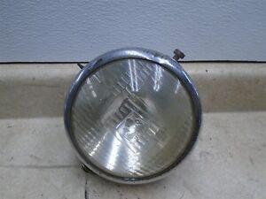 Triumph-BSA-NORTON-Matchless-Used-Headlight-amp-Beam-Unit-60s-RB-RB29-2