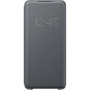 Original-Samsung-LED-View-Cover-Case-Huelle-EF-NG985-fuer-Galaxy-S20-Plus-Grau